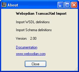 Import WSDL Guide